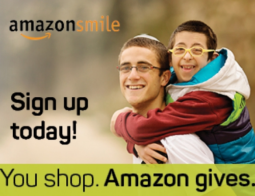 You shop. Amazon gives.
