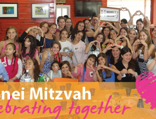 Bnei Mitzvah Twinning Project