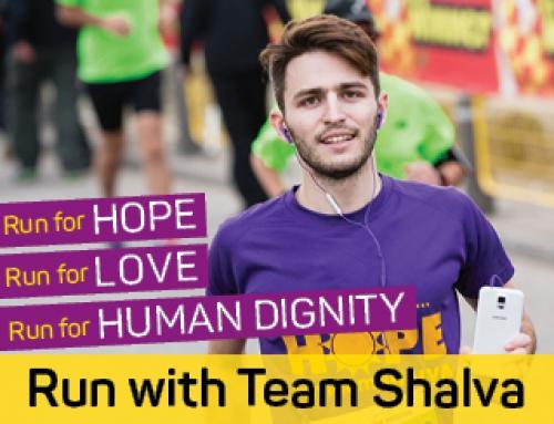 Join Team Shalva