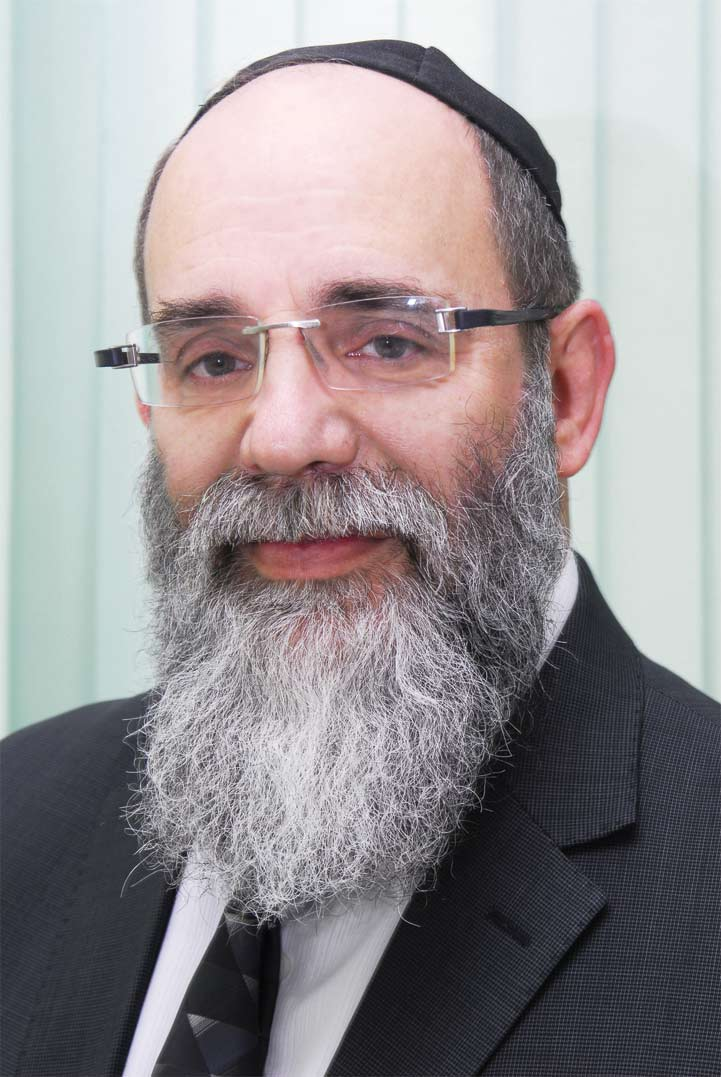Kalman Samuels, Founder & Chairman, Shalva National Center