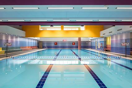 The Steven Diamond Sports and Wellness Center