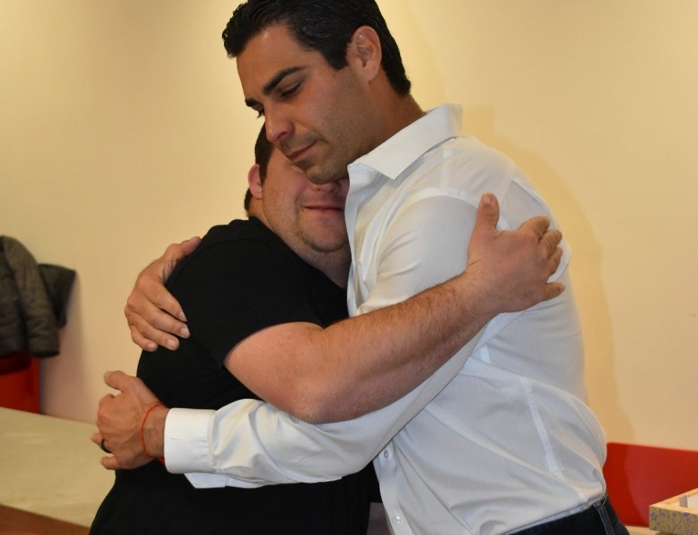Mayor Francis Suarez of Miami visits Israel