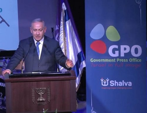 Prime Minister Netanyahu's remarks to foreign journalists at annual GPO conference held at Shalva includes unexpected message about equality and the human soul.