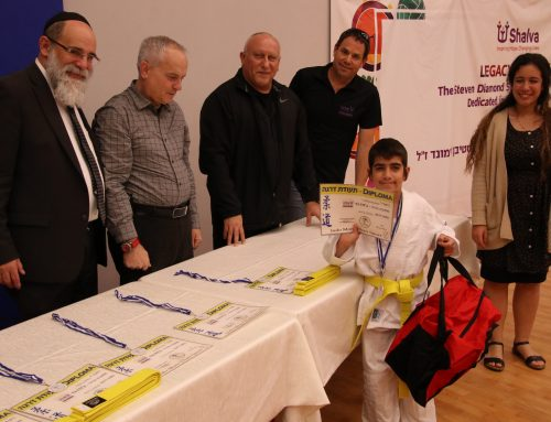 Sports at Shalva – growing by leaps and bounds
