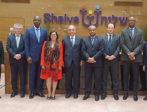 UN Comes to Shalva