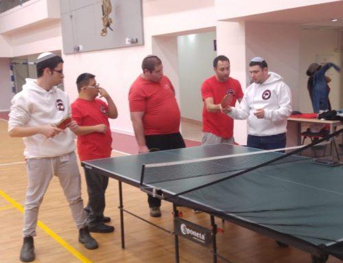 Meet Israel's Future Table Tennis Stars
