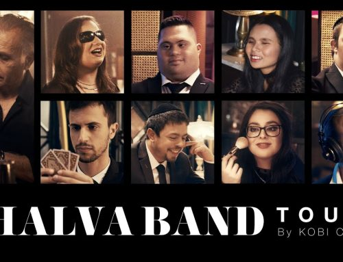 Shalva Band Launches New Single – TOUCH